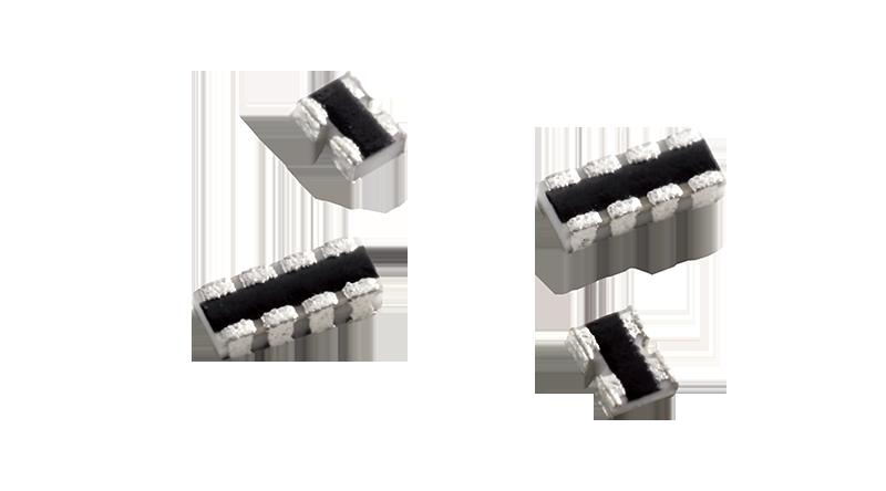 镍金端电极电阻