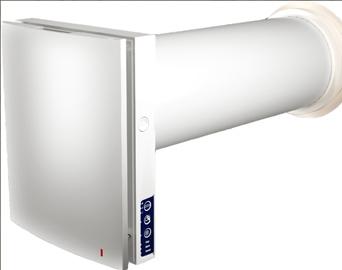 新品上线:墙式除霾新风机 FRESHER 50