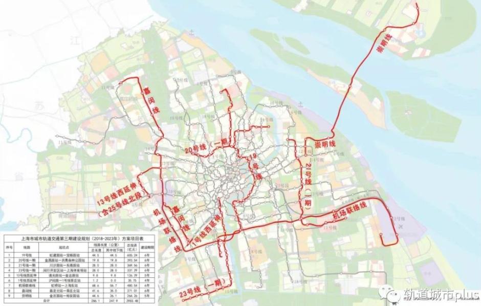 13号线西延伸规划详细方案出炉