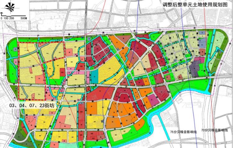 《上海市北虹桥地区JDP0-1002、JDPO-1003单元