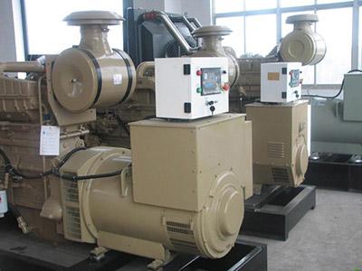 出租的发电机为何有机油流动阻力