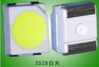 3528白光LED灯珠