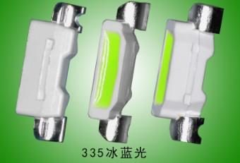 335冰蓝色LED灯珠