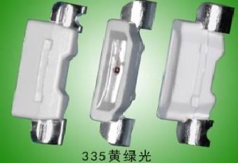 335黄绿色LED灯珠