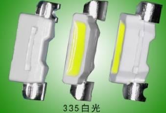 335白光LED灯珠