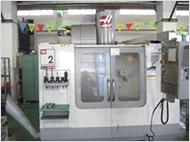 哈斯立式加工中心(VM-2)