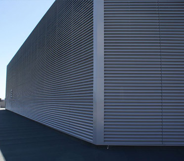 Rain defense Louvers