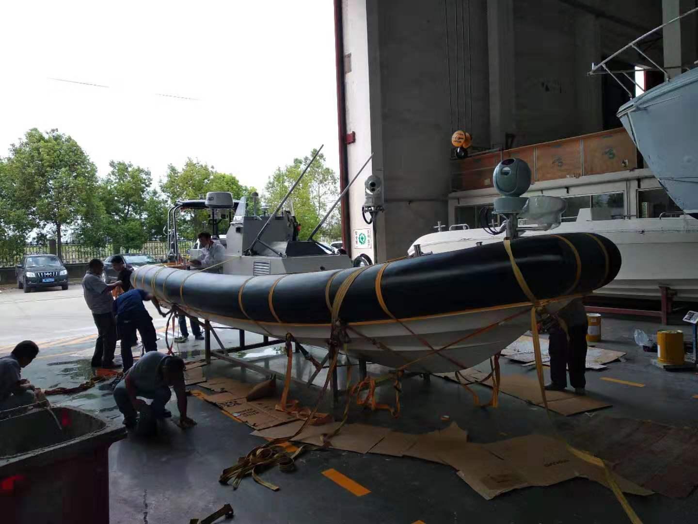 LB750无人艇
