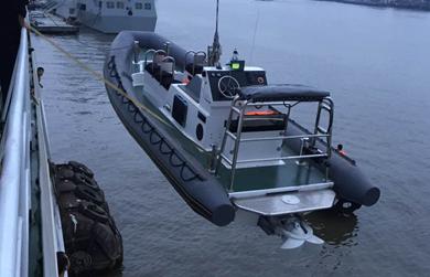 猎豹750救助艇