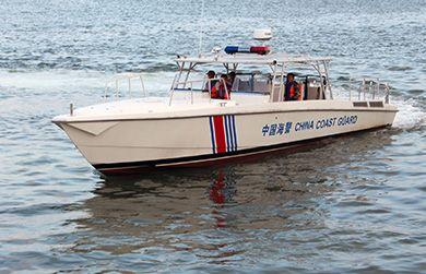 猎豹1360超高速巡逻艇