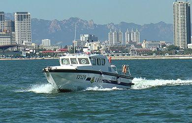 猎豹1100(开放式)高速巡逻艇