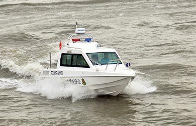 猎豹850高速舰载艇