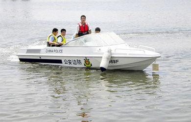 猎豹650舰载艇