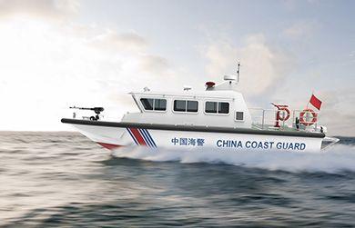 猎豹1200岛礁执法艇