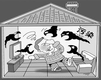 室内空气污染,别掉以轻心